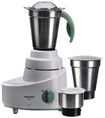 Preethi Blue Leaf Diamond 750-Watt Mixer Grinder