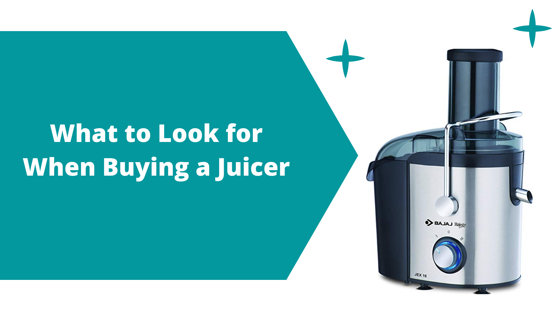 What to Look for When Buying a Juicer