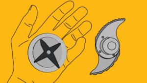 mixer grinder blade no longer sharp