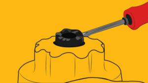 mixer grinder coupler broken