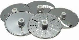 food processor fiber blades
