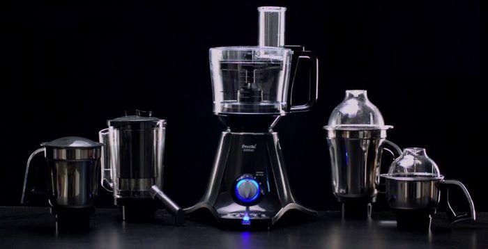 Preethi mixer grinder