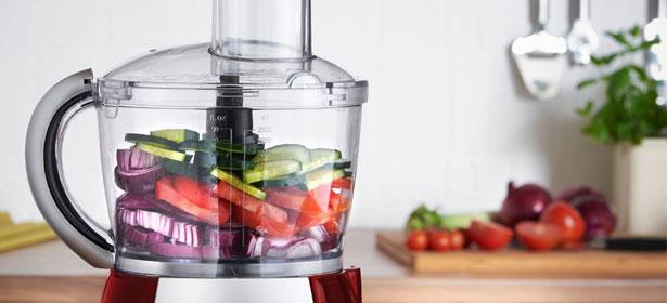 Food Processor vs mixer vs blender