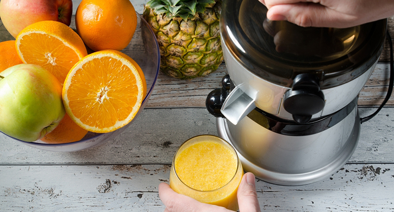 4 Most Common Mistakes of Juicer