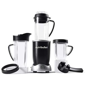 Magic Bullet Nutribullet Rx N17-1001 with Multiple Cups and Lids